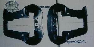 Comparison of machined yoke versus stock